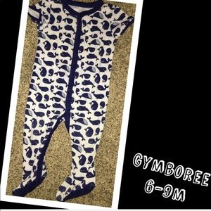 Carters 6-9m one piece outfit